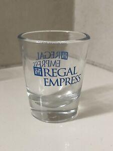 ss Regal Empress, Regal Cruise Line Cruise Ship Shot Glass