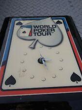World Poker Tour Official Clock