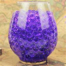 6000pcs Water Plant Flower Jelly Crystal Soil Mud Water Pearls Gel Beads Balls