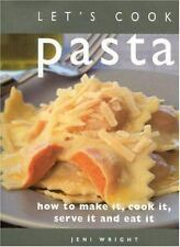 Let's Cook Pasta: How to Make It, Cook It, Serve and Eat it-ExLibrary
