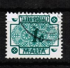 Malta Postage Due 1973 SG D45 Used