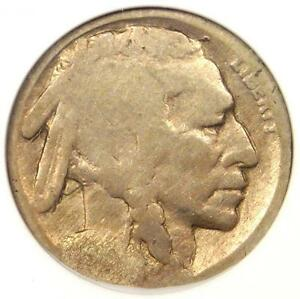 1916 Doubled Die Obverse Buffalo Nickel 5C - ANACS AG Dets / Net FA2 - Rare DDO!