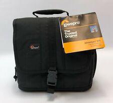 Lowepro Adventura 170 Black Shoulder Bag for Digital Photo Camera NEW