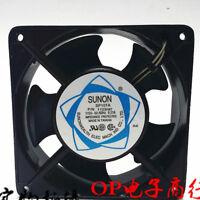 For 1pcs SUNON SP101A P / N 1123HBT 12038 115V 0.21A fan