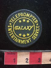 GALAXY TELEPROMPTER ENTERTAINMENT SERVICE Patch 76V2