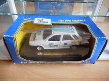 Bburago Burago Fiat Tipo Telethon in White on 1:24 in Box