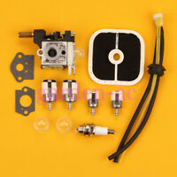 Carburetor For Echo SRM-266 SRM 266S 266T HCA 266 SHC-266 Zama Carb TUNE UP KIT