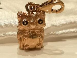 Thomas Sabo Owl Charm 0989.443.12 BNIB rrp £88
