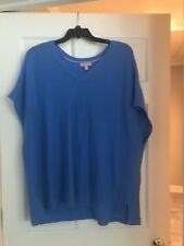LILLY PULITZER CASHMERE TUNIC M/L