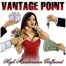 Vantage Point CD High Maintenance Girlfriend - Hard Rock Heavy Metal