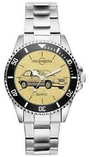 KIESENBERG Uhr - Geschenke für Opel Corsa A Oldtimer Fan 4649