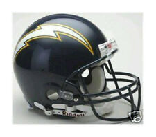 SAN DIEGO CHARGERS 1988-2006 RIDDELL NFL FOOTBALL AUTHENTIC THROWBACK HELMET