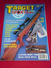 TARGET SPORTS - BERETTA WHITE ONYX SPORTER - March 2004