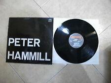 Peter Hammill – Peter Hammill  '  LP MINT - SPAIN PRESS VAN DER GRAAF GENERATOR