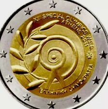 Greece Coin 2€ Euro 2011 Commemorative Paralimpics Athens New UNC from Roll