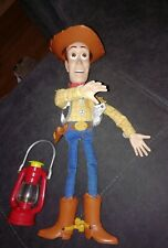 Toy Story Adventure WOODY with lamp