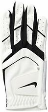 Nike Dura Feel Golf Glove, Medium, White