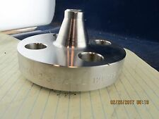 """½"""" SCH 80 1500# 316 Stainless Weld Neck Flanges 12JS752 China WNRF"""