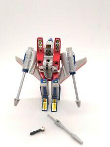 G1 Transformers Starscream Commemorative Series II 2002 2003