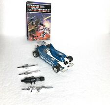 New listing Transformers G1 Mirage 1984 Incomplete