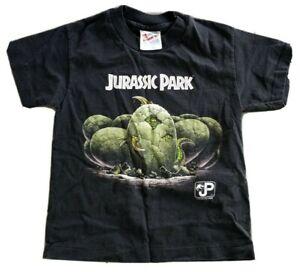 Vintage 90s Jurassic Park T Shirt 1992 Kids/Youth/Boys S 6-8 Movie Single Stitch