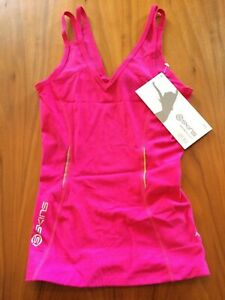 SKINS A200 womens compression top size S