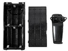 Alkaline BP-208N 6AA Battery Case Holder Pack for Icom Radio IC-F40GS/F40GT/V8