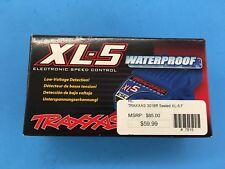TRAXXAS XL-5 Waterproof ESC with LVD ID eletronic speed control 3018R NEW NIB