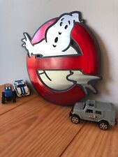 ghostbusters Metal Art