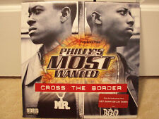 """PHILLY'S MOST WANTED + NEPTUNES - CROSS THE BORDER (12"""")  2000!!!  RARE!!!  ♫"""