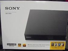 Sony 4K Ultra HD Blu-ray DVD Player UBP-X800 BRAND NEW SEALED