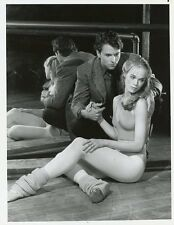 MARGUERITE HICKEY LEOTARDS BUSTY LEGGY TIMOTHY DALY MIRRORS 1985 NBC TV PHOTO