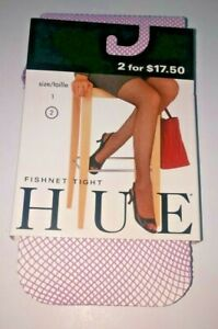 NWT Women/'s Hue Super Opaque Tights Size 1 Aubergine #217D