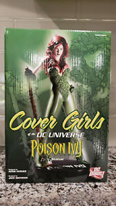 Cover Girls of the DC Universe POISON IVY Statue designed by ADAM HUGHES