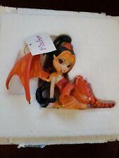 Fairy Dragonling Flicker Nwob W Coa