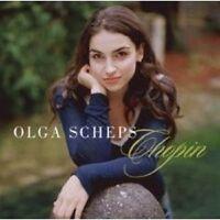 "OLGA SCHEPS ""CHOPIN"" CD NEU"