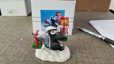 """Charming Tails 'Bearing Gifts"""" Skunk Figurine"""