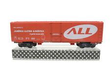 Frateschi Boxcar ALL America Latina Logistica  sehr gut erhalten ohne OVP