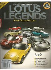 LOTUS LEGENDS MAGAZINE 2011, 9781907779237 by EVO Octane Publishers