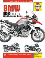 BMW R1200 Dohc Liquid-Cooled Twins (13 - 16) by Coombs, Matthew (Paperback book,