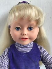 Playmates Amazing Ally Interactive Doll, 1999