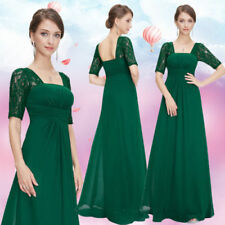 Prom Square Neck Dresses for Women