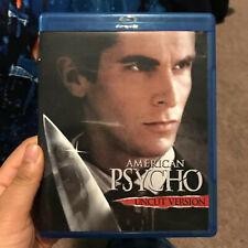 American Psycho (Blu-ray Disc, 2007, Canadian)
