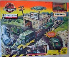 The Lost World Jurassic Park Matchbox Site B Fuel Depot Vintage1996 Playset NEW