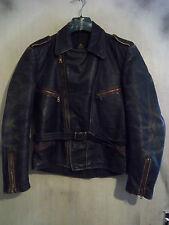 "Vintage WW2 German Luftwaffe horsehide leather flying jacket Taille 38/40"""