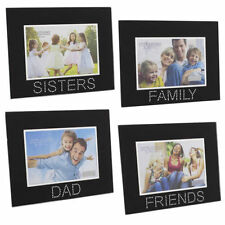 Impressions Modern Glass Photo & Picture Frames