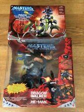 MASTERS OF THE UNIVERSE BATTLE ATTACK SQUID + DRAGON WALKER  BNIB