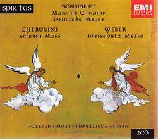 SCHUBERT | Mass in C major | Deutsche Messe | 2 CD-Album im Schuber