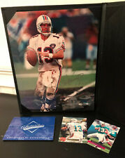 Dan Marino Signed AUTOGRAPHED 8x10 Photo with Certificate of Authenticity