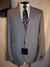 Wool Houndstooth Regular Double Suits & Tailoring for Men